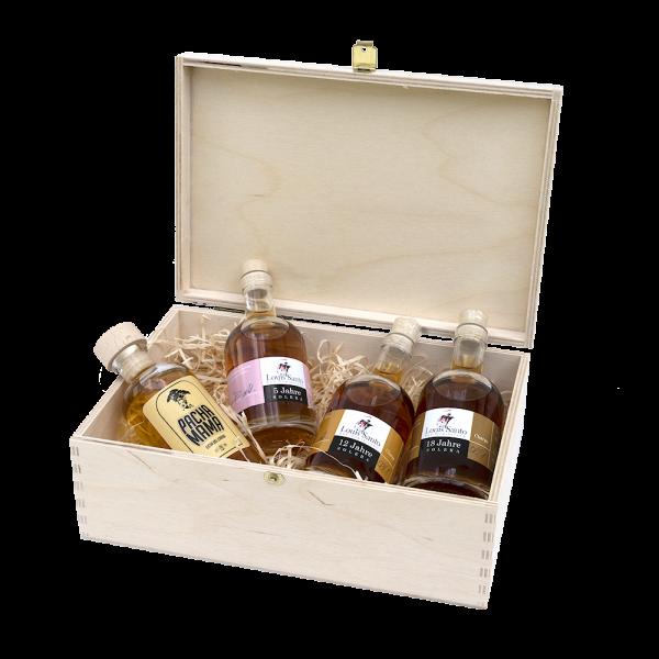 Tasting Box Miniatur Rum Set