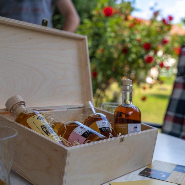 Tastingbox Rum Likör