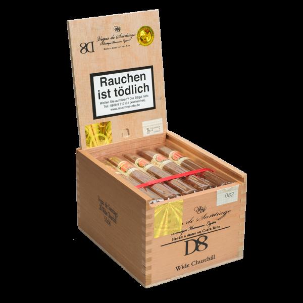 Wide-Churchill-Vegas-de-Santiago-Zigarren-Boxed